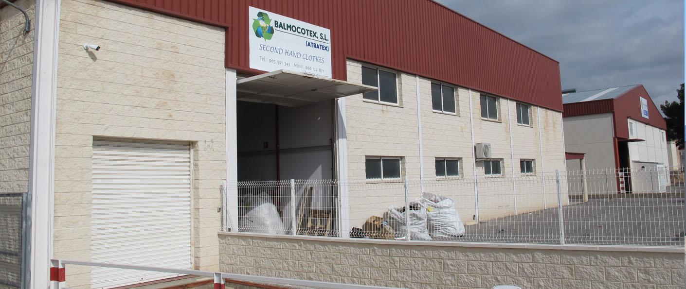 Nuestras instalaciones en Onil